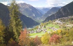 view from Verbier2 on 2017-10-08