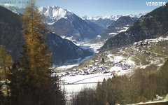 view from Verbier2 on 2017-11-20