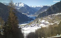 view from Verbier2 on 2017-12-07