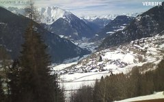 view from Verbier2 on 2018-01-15