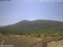view from Benillup - Serra d'Almudaina on 2017-06-26