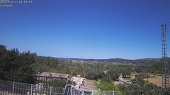 view from Agres - Bonell, el Comtat on 2017-04-24