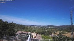 view from Agres - Bonell, el Comtat on 2017-05-15