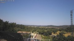 view from Agres - Bonell, el Comtat on 2017-07-18