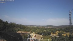 view from Agres - Bonell, el Comtat on 2017-08-15