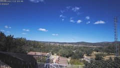view from Agres - Bonell, el Comtat on 2017-09-10
