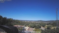view from Agres - Bonell, el Comtat on 2017-09-18