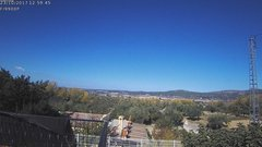 view from Agres - Bonell, el Comtat on 2017-10-23