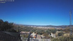 view from Agres - Bonell, el Comtat on 2017-11-16