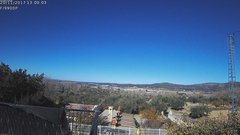 view from Agres - Bonell, el Comtat on 2017-11-20