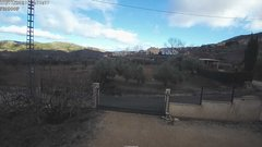 view from Agres - Bonell, el Comtat on 2018-01-10