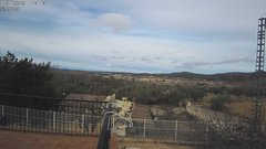 view from Agres - Bonell, el Comtat on 2018-01-14