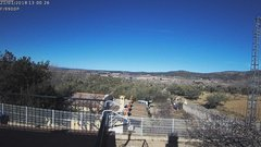 view from Agres - Bonell, el Comtat on 2018-01-21