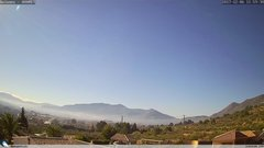 view from Gaianes - El Comtat on 2017-12-06