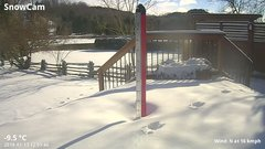 view from Deck-Dock Cam on 2018-01-13