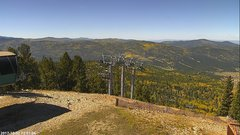 view from Angel Fire West View on 2017-10-02