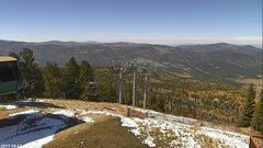 view from Angel Fire West View on 2017-10-11