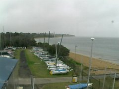 view from Cowes Yacht Club - West on 2017-12-02