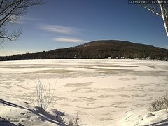 view from Neal Pond on 2017-12-15
