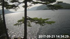 view from Bluffhead Hullets Landing, NY on 2017-09-18