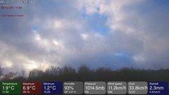 view from MeteoLive webcam SEREMANGE ERZANGE FR57 on 2017-12-08