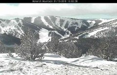 view from 5 - All Mountain Cam on 2018-01-13