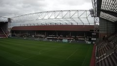 view from Hearts FC 1 on 2017-05-21