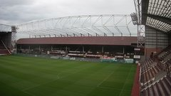 view from Hearts FC 1 on 2017-05-22