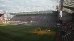 view from Hearts FC 1 on 2017-11-06