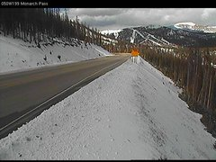 view from Highway 50 Road Conditions on 2017-11-07