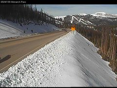 view from Highway 50 Road Conditions on 2017-11-10