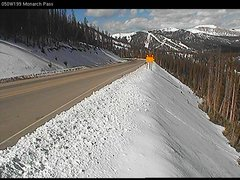 view from Highway 50 Road Conditions on 2017-11-11