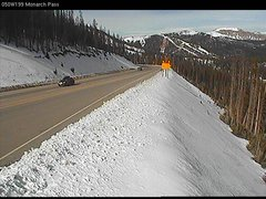 view from Highway 50 Road Conditions on 2017-11-14