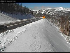 view from Highway 50 Road Conditions on 2017-11-18