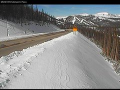 view from Highway 50 Road Conditions on 2017-11-19