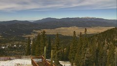 view from Angel Fire Valley on 2018-01-09
