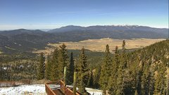 view from Angel Fire Valley on 2018-01-13