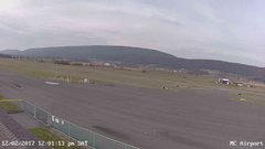 view from Mifflin County Airport (west) on 2017-12-02