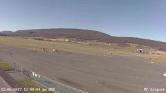 view from Mifflin County Airport (west) on 2017-12-06