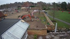 view from RHS Wisley 1 on 2017-12-04