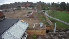 view from RHS Wisley 1 on 2017-12-25