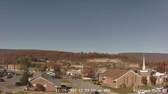 view from Highland Park Hose Co. #1 on 2017-11-29