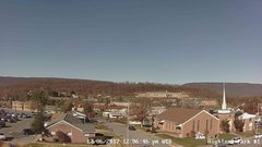 view from Highland Park Hose Co. #1 on 2017-12-06