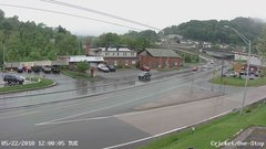 view from Electric Avenue - Lewistown on 2018-05-22