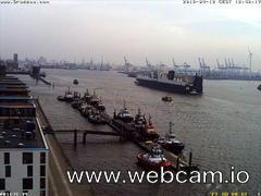 view from Altona Osten on 2018-04-12