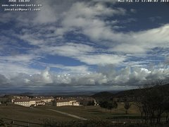view from SOJUELA on 2018-02-12