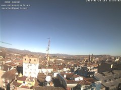 view from LOGROÑO on 2018-01-29