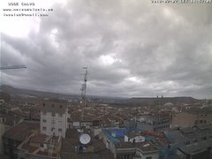 view from LOGROÑO on 2018-02-07