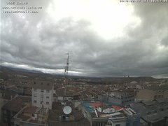 view from LOGROÑO on 2018-02-17