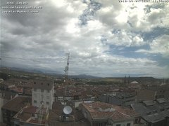 view from LOGROÑO CENTRO on 2018-06-04